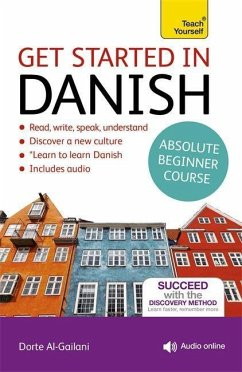 Get Started in Danish Absolute Beginner Course - Al-Gailani, Dorte Nielsen