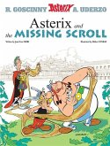 Asterix 36 and the Missing Scroll