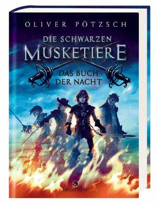 Buch-Reihe Die Schwarzen Musketiere