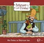 Wie Findus zu Petterson kam / Pettersson & Findus Bd.5 (1 Audio-CD)