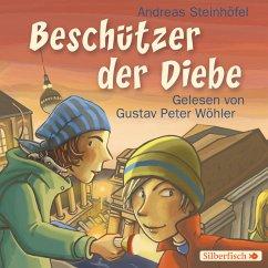 Beschützer der Diebe (MP3-Download) - Steinhöfel, Andreas