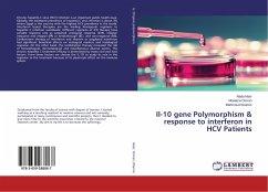 Il-10 gene Polymorphism & response to interferon in HCV Patients