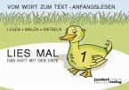 Das Heft mit der Ente / Lies mal Bd.1 (Großbuchstaben)