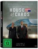 House of Cards - Die komplette dritte Season (4 Discs)