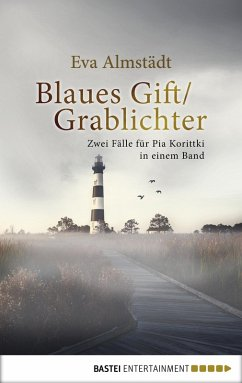 Blaues Gift & Grablichter / Pia Korittki Bd.3+4 (eBook, ePUB) - Almstädt, Eva