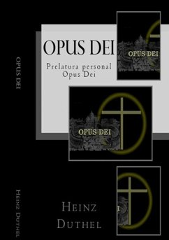 Opus Dei - iglesia dentro de la Iglesia (eBook, ePUB)