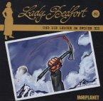 Lady Bedfort und die Leiche im ewigen Eis / Lady Bedford Bd.82 (1 Audio-CD)