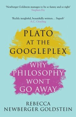 Plato at the Googleplex - Goldstein, Rebecca Newberger