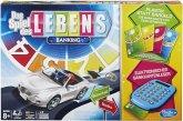 Hasbro A6769398 - Spiel des Lebens Banking, deutsche Version