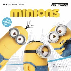 Minions, 2 Audio-CDs - Chesterfield, Sadie