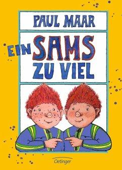 Ein Sams zu viel / Das Sams Bd.8 - Maar, Paul