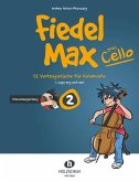 Fiedel-Max Goes Cello, Klavierbegleitung