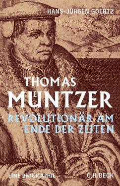 Thomas Müntzer - Goertz, Hans-Jürgen