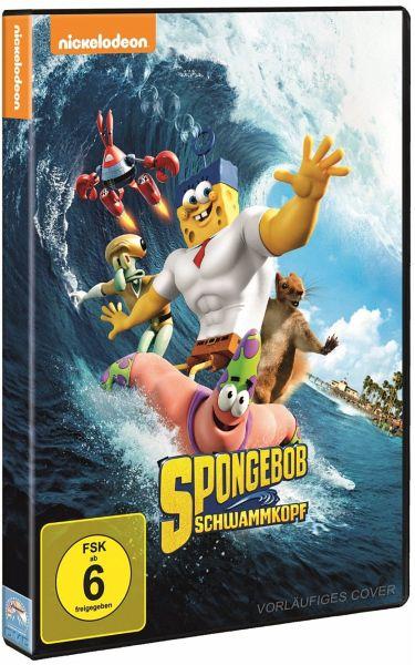 Spongebob Schwammkopf Schwamm Aus Dem Wasser