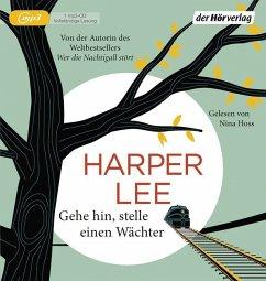 Gehe hin, stelle einen Wächter, 1 MP3-CD - Lee, Harper