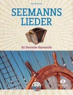 Seemannslieder für Steirische Harmonika - Kiermaier, Karl