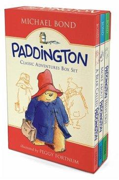 Paddington Classic Adventures Box Set - Bond, Michael
