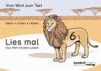 Das Heft mit dem Löwen / Lies mal Bd.6