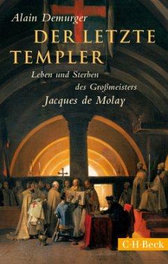 Der letzte Templer - Demurger, Alain