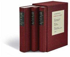Schriften zur Literatur Gesamtwerk, 3 Bde. - Reemtsma, Jan Philipp