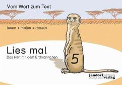 Das Heft mit dem Erdmännchen / Lies mal Bd.5 - Wachendorf, Peter