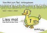 Lies mal 1 - Das Heft mit der Ente