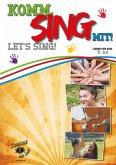 Komm, sing mit! / Let's Sing, Liederheft