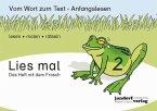 Das Heft mit dem Frosch / Lies mal Bd.2