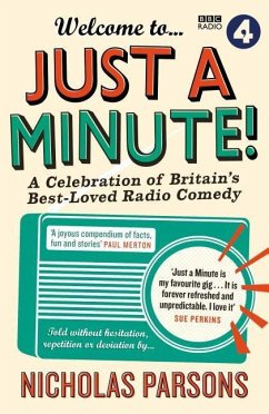 Welcome to Just a Minute]: A Celebration of Britain's Best-Loved Radio Comedy - Parsons, Nicholas