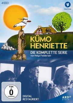 Kümo Henriette - Die komplette Serie DVD-Box