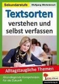 Textsorten verstehen und selbst verfassen (eBook, PDF)