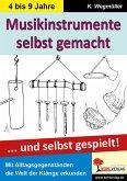 Musikinstrumente selbst gemacht (eBook, PDF)
