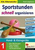 Sportstunden schnell organisieren (eBook, PDF)