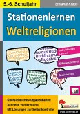 Kohls Stationenlernen Weltreligionen (eBook, PDF)