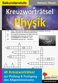 Kreuzworträtsel Physik (eBook, PDF)