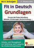 Fit in Deutsch - Grundlagen (eBook, PDF)
