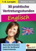 30 praktische Vertretungsstunden Englisch (eBook, PDF)