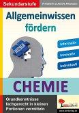 Allgemeinwissen fördern CHEMIE (eBook, PDF)