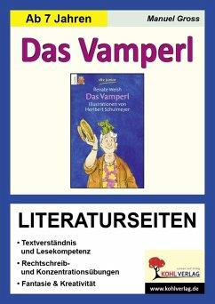 Das Vamperl / Literaturseiten (eBook, PDF) - Gross, Manuel