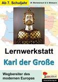 Lernwerkstatt Karl der Große (eBook, PDF)