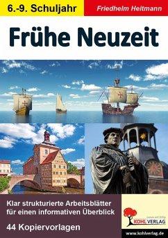 Frühe Neuzeit (eBook, PDF) - Heitmann, Friedhelm