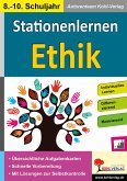 Stationenlernen Ethik / Klasse 8-10 (eBook, PDF)