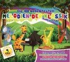 Die Beliebtesten Melodien Der Klassik Für Kinder