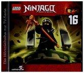 LEGO Ninjago Bd.16 (Audio-CD)