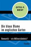 Die blaue Blume im englischen Garten (eBook, ePUB)