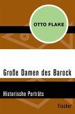Große Damen des Barock (eBook, ePUB)