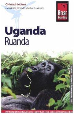 Reise Know-How Uganda, Ruanda - Lübbert, Christoph