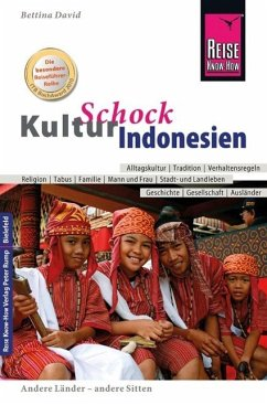 Reise Know-How KulturSchock Indonesien - David, Bettina