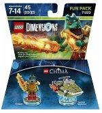 LEGO Dimensions - Fun Pack - LEGO Chima: Cragger