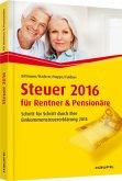 Steuer 2016 für Rentner und Pensionäre